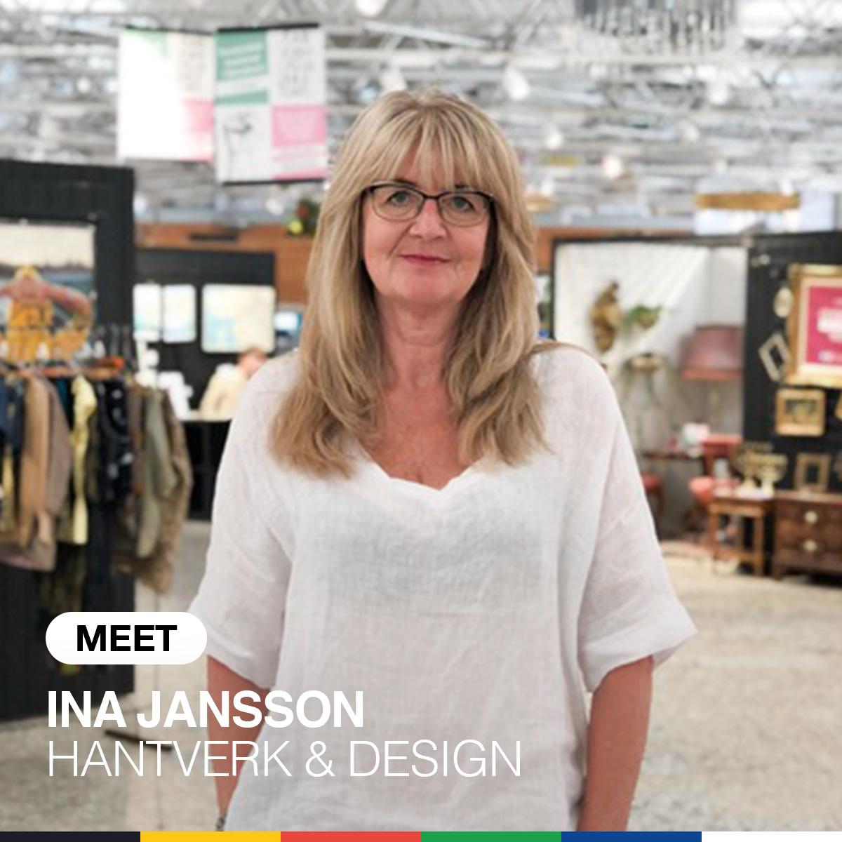 Ina Jansson, Hantverk & Design