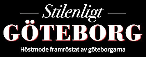 Stilenligt enligt Goteborg, Hostmode framrostat av goteborgarna